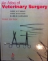 vet book An atlas of veterinary surgery