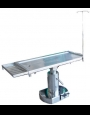 Flat shape surgical table