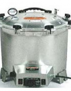 Autoclave- all american 25 litres